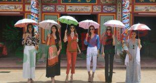 Miss Grand จาก 6 ประเทศ ชวนเที่ยวจังหวัดนราธิวาส ตามโครงการ Miss Grand Internationnal Amazing Thailand 5 จังหวัดชายแดนภาคใต้