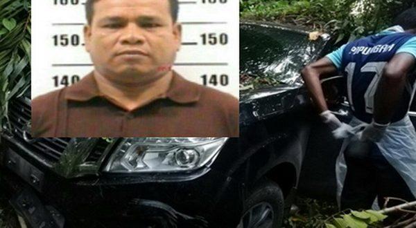 คนร้ายดักยิง จนท. ตำรวจ พร้อมชาวบ้าน หาของป่า ตำรวจดับ ชาวบ้านเจ็บ ที่ อ.รามัน จ.ยะลา