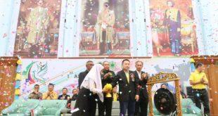 """""""ภานุ"""" ผู้แทนพิเศษรัฐบาล เปิดการแข่งปันจักสีลัต """" 1st Asean University Pencak Silat IPE Championship 2019 """""""