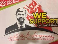 ชาวกลันตันและพื้นที่ใกล้เคียงในมาเลเซียและชายแดนใต้กว่า 7 หมื่นคน ร่วมSave Dr.Zakir Naik (ยุค Islamophobia)