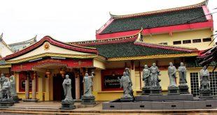 พิพิธภัณฑ์เจ้าแม่ลิ้มกอเหนี่ยว แหล่งศึกษาหาความรู้ ทางประวัติศาสตร์ และอารยะธรรมจังหวัดปัตตานี