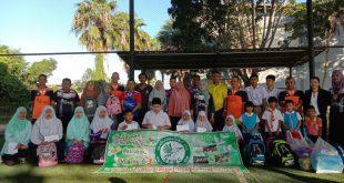 สื่อสร้างสรรค์สังคม SPMC ร่วมผู้ใหญ่ใจดี ช่วยน้องแดนใต้ มอบอุปกรณ์การเรียนและทุนไปโรงเรียน