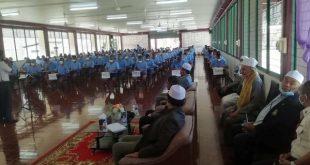 อิสลามศึกษา ในคุก มิติใหม่ การเรียนศาสนาจังหวัดสงขลา