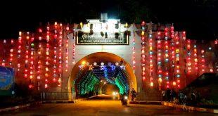 เมืองเบตง วิถี 3 วัฒนธรรม ภายใต้เเสงสีและอาหาร คึกคักยามค่ำคืน